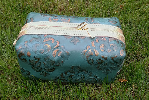 Large Cosmetic Bag-Victoria Jade