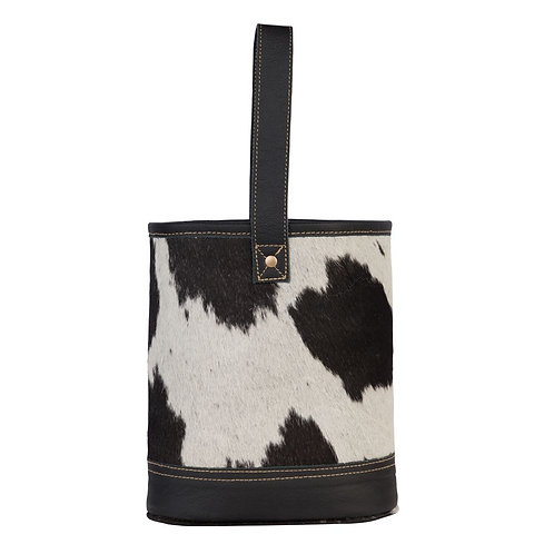 Wine Bags-Black and White