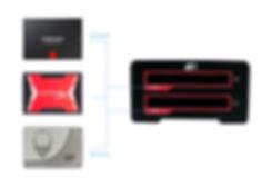 USB 3.1 Gen II Dual SSD Docking