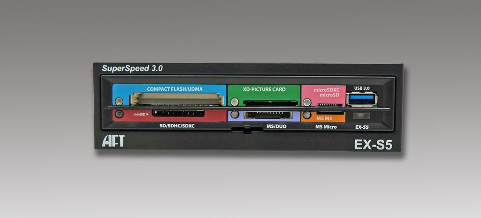 EX-S5 Serviceable Kiosk Reader
