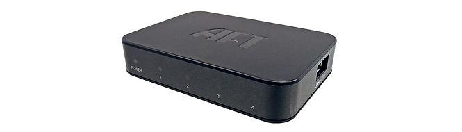 USB 3.0 4-Port Hub Fast Charge