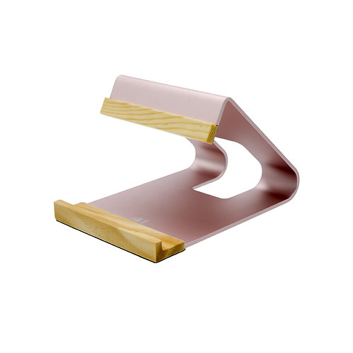 Aluminum Stand for iPad Rose-Gold