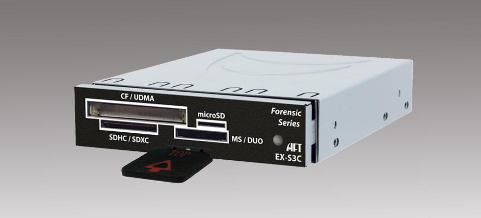 Forensic Card Reader EX-S3C