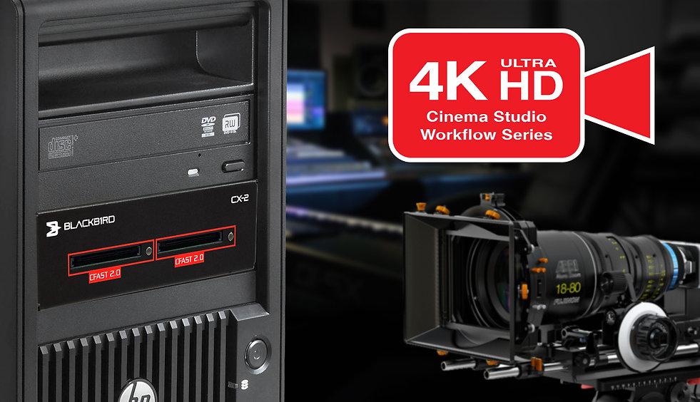 CFast 2.0 Reader 4K Video