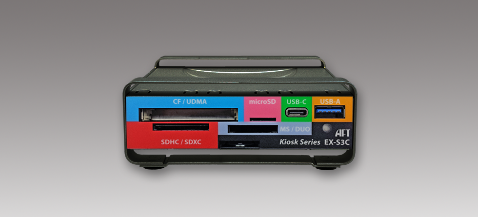 MK-S3C External Kiosk Reader