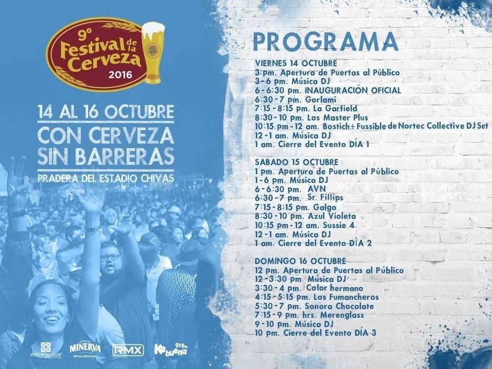Festival de La Cerveza