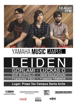 Yamaha Music Campus Tec de Monterrey
