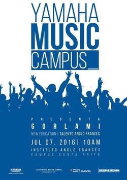 Yamaha Music Campus Anglo Francés
