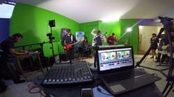 Sesión en vivo en Modular