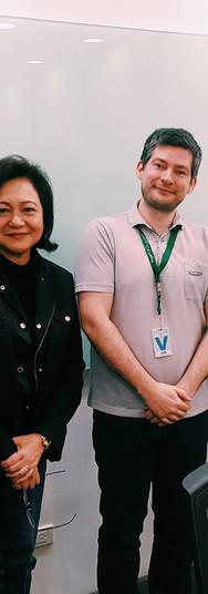 フィリピン 映画会社スターシネマ社訪問