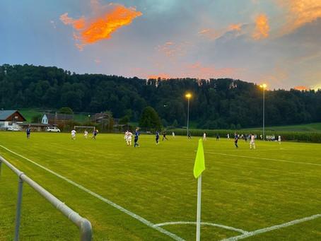 FC Kollbrunn-Rikon 0:3 FC Dübendorf (CUP)