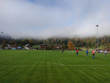 FC Kollbrunn-Rikon 1:4 FC Wiesendangen II