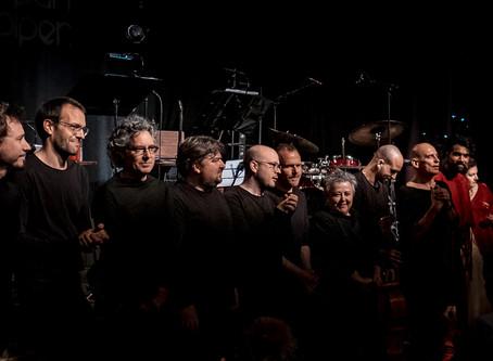 Compte-rendu de concert par Franck Bergerot