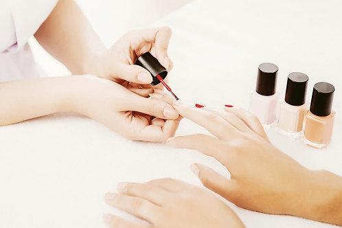 Online Luxury Manicure £87.50