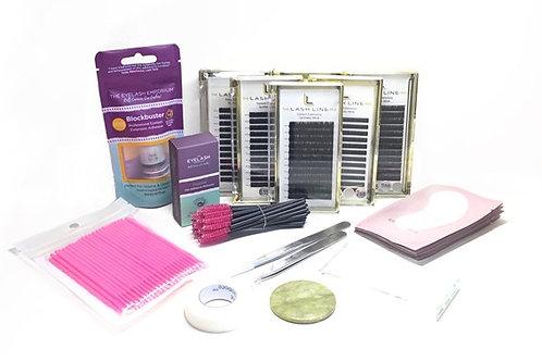 Semi Permanent Eyelash Kit