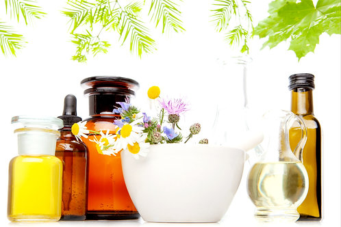 Aromatherapy Blending of Oils £174