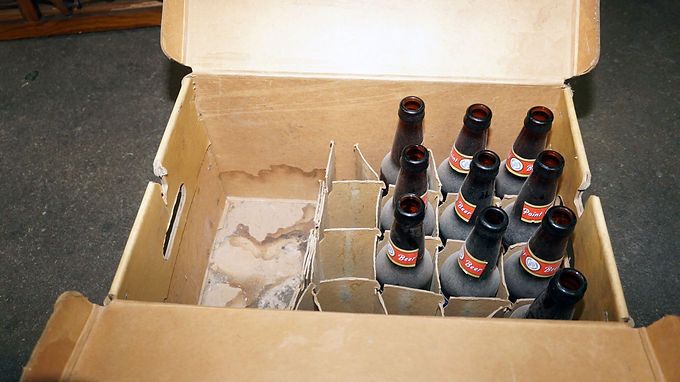 Advertising Point Special Beer 24 Bottle Box
