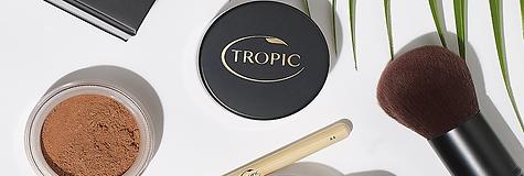 Tropic with Liz Parkin - Mineral Makeup.