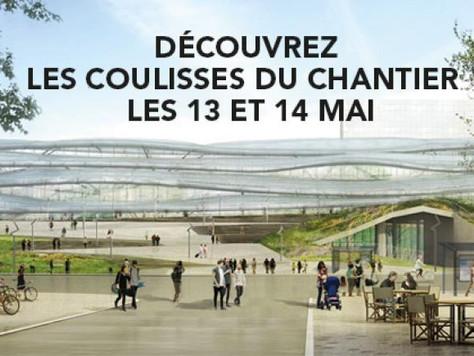 Découvrez les coulisses du chantier Gare de Rennes
