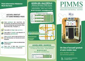 Nouvelle Plaquette PIMMS