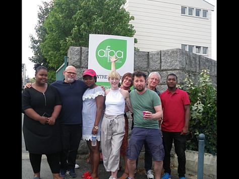 Formation professionnalisante à l'AFPA de Rennes