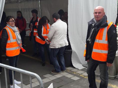 Succès Visites Chantier Gare