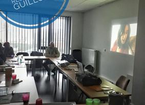 Animation collective au Réseau Louis Guilloux