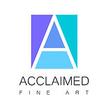 Acclaimed Fine Art - Logo - Draft 6 - ad