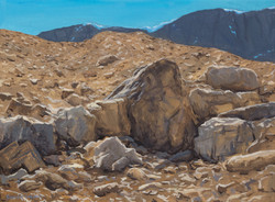 Iceline Boulders