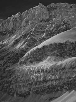 Chimney Peak Plastered