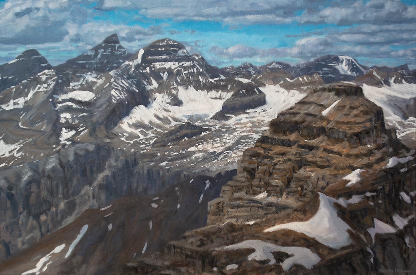 """Chymper Peak Vantage 24x36"""""""