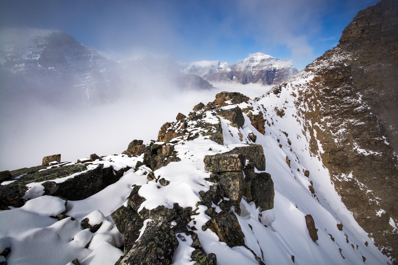 Ridge in the Sky