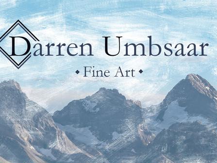 The Journey of Darren Umbsaar Fine Art