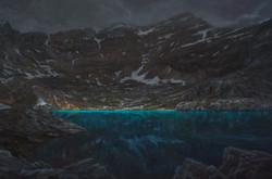 Noseeum Lake Darkness