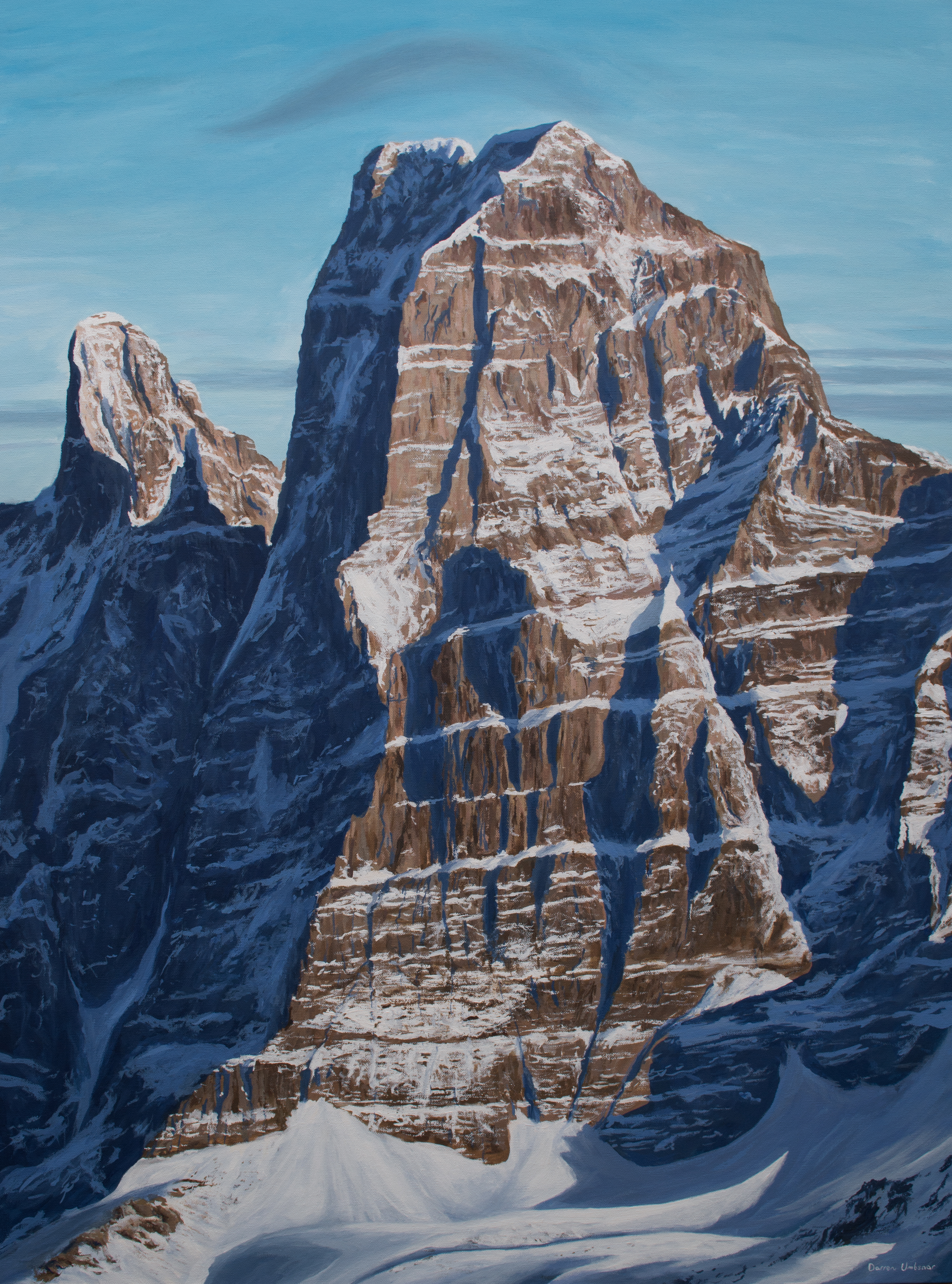 Mount Geikie
