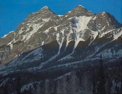 Mount Kidd Morning