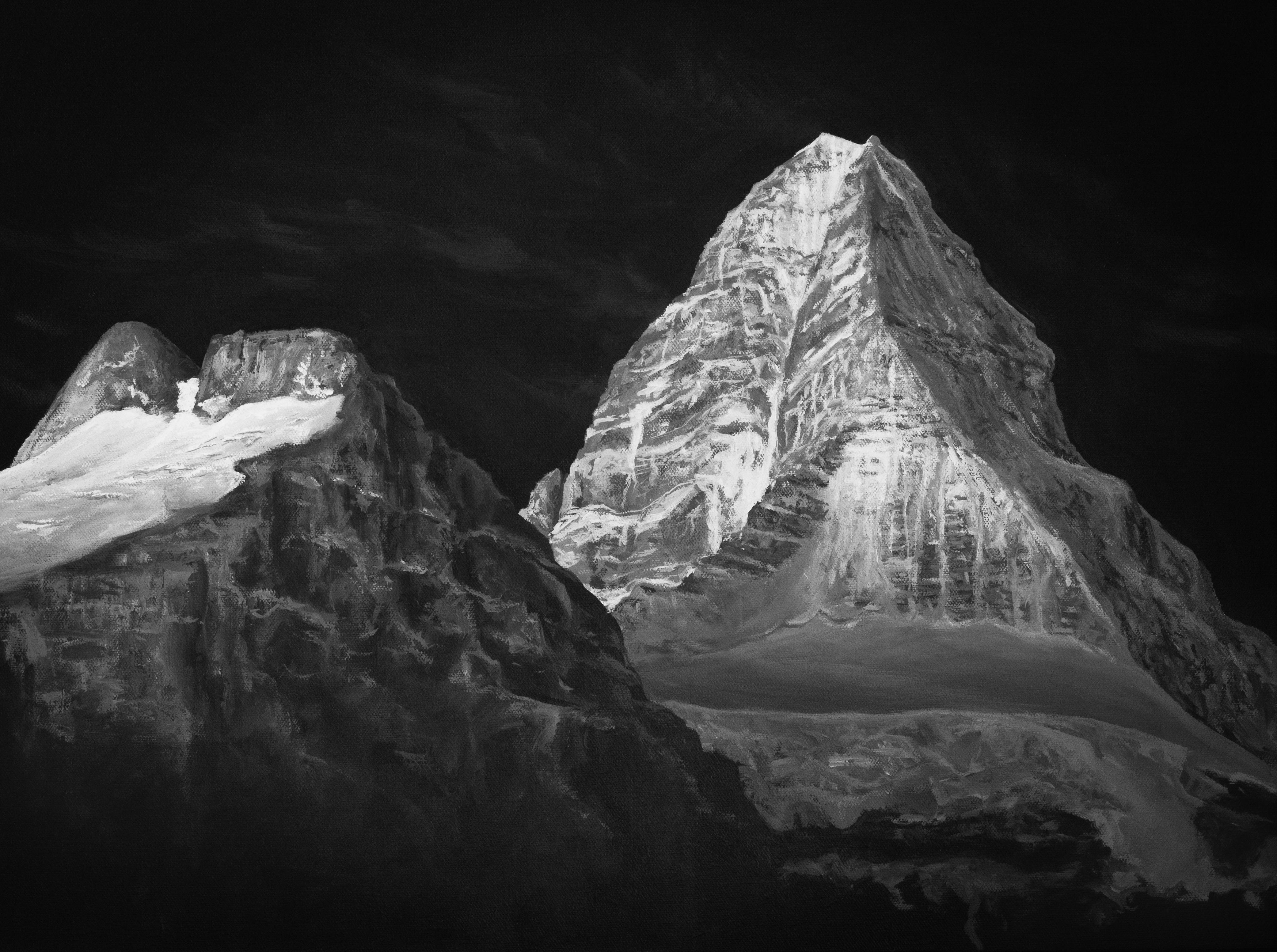 The Matterhorn of The Rockies