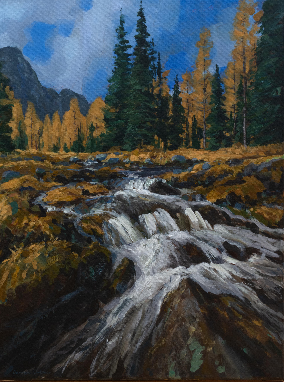 Panorama Ridge Gold Rush