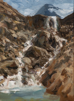 Glacial Cascade Study