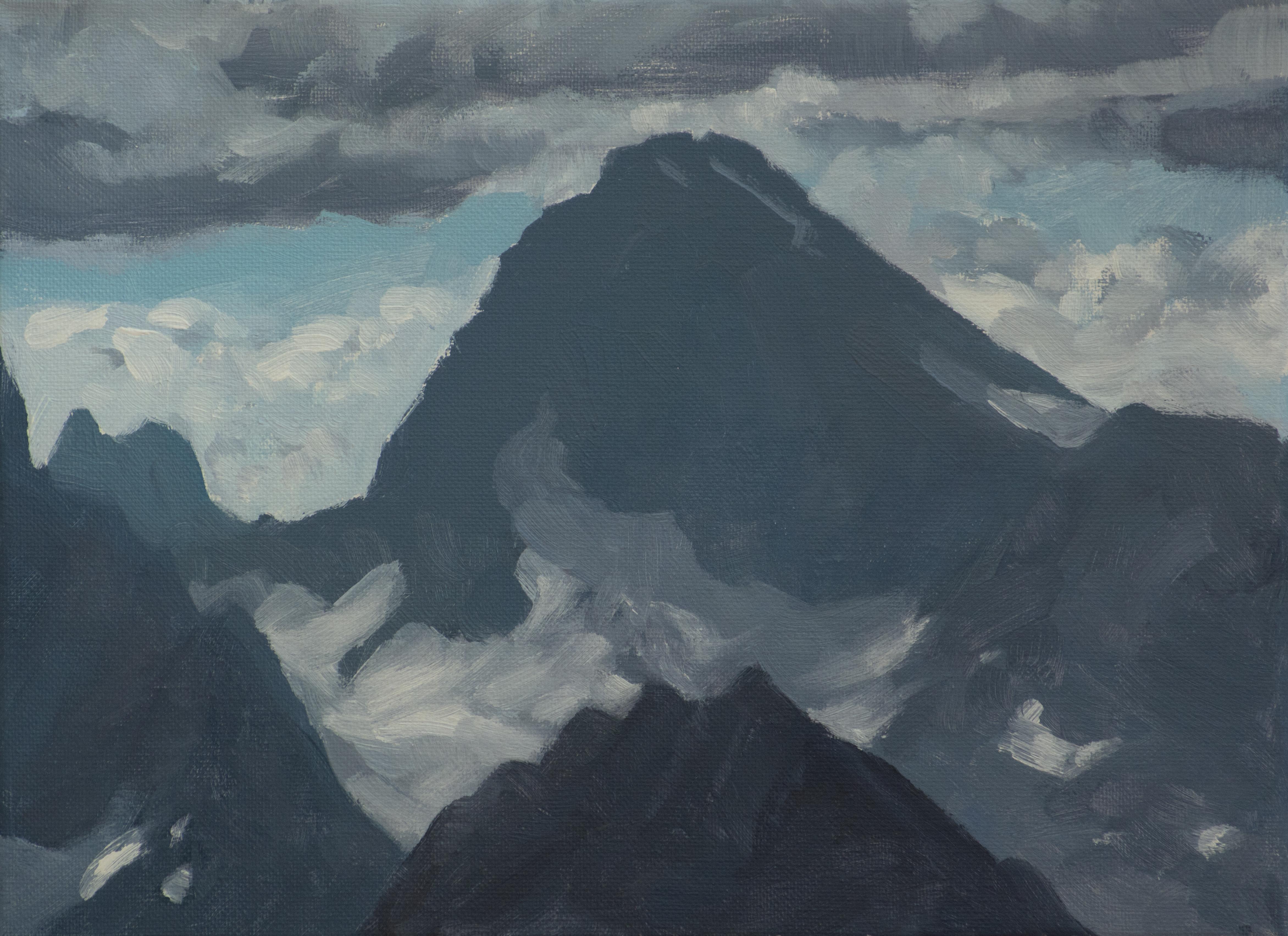 Mount Sir Douglas Shadow