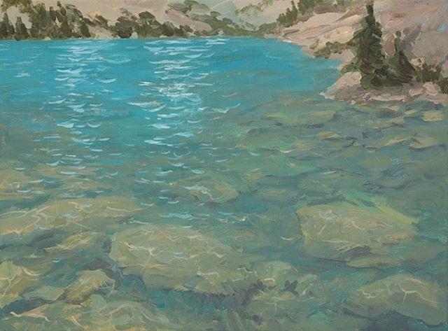 Iceline Tarn