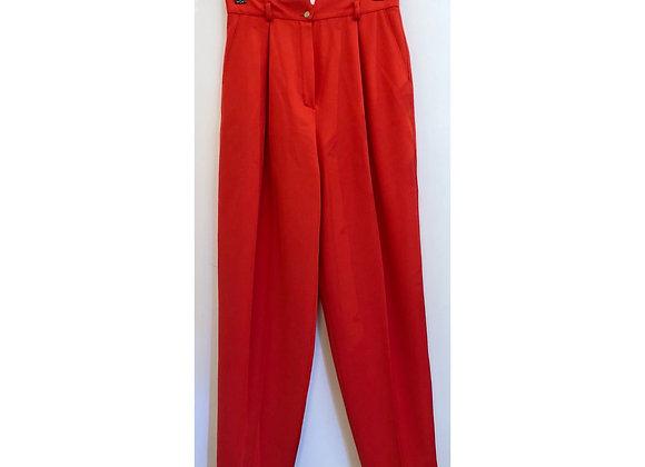 Pantaloni pegged 80s