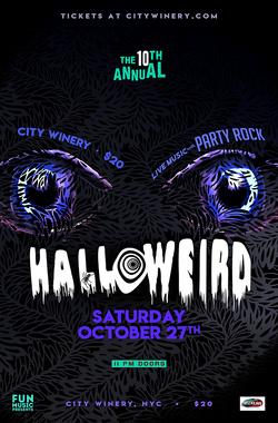 Halloweird 2018, New York City