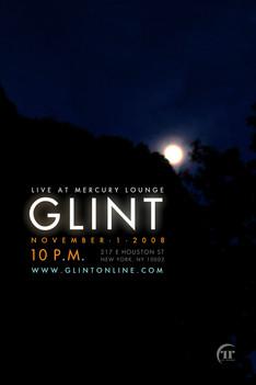 Glint Band | Poster