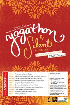 Yogathon | Poster