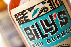Billy's Bud Burner Hot Sauce