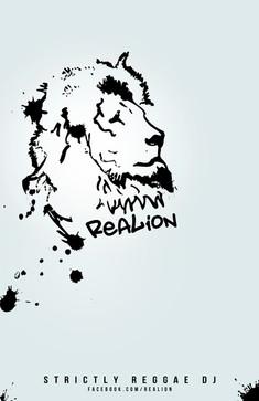 DJ Realion | Tour Poster