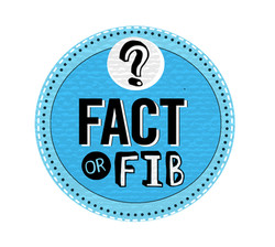 Fact or Fib Series, Logo