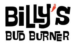 Billy's Bud Burner Logo Design