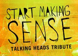 Talking Heads Tribute Band | Branding